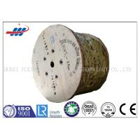 China 8*19S Steel Cable Wire Rope For Lifting Equipment / Construction Hoist on sale