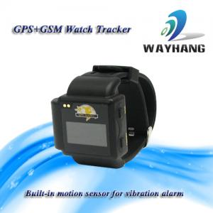 China New Realtime Watch GPS Tracker GSM GPRS Tracking Device on sale
