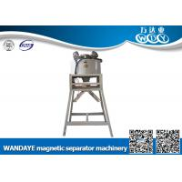 Water / Oil Double Cooling Non Ferrous Metal Separator / Magnetic Iron Ore Separator