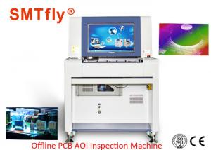 China SPC Analysis System Automatic Optical Inspection Equipment Novel Structure SMTfly-410 on sale