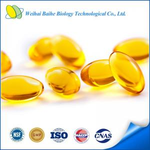 China GMP Certified Health Food Deep Sea fish Oil Omega 3 Softgel with OEM service, maufacturer, ROUSSELOT gelatin, vegetable on sale