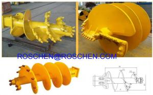 Quality Hollow Stem Auger Drilling used to groundwater monitoring wells for sale