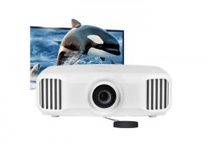 China Full HD 3D Mapping 4K Android Smart Projector 3LCD 3300 Lumens for Education on sale
