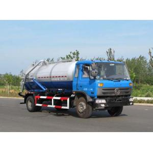 China 10000liters Dongfeng Vaccum Sewage Suction truck on sale