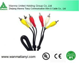 China RCA TO RCA CABLE on sale
