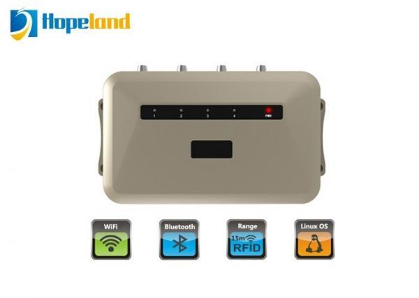 WiFi Raspberry Pi RFID Reader Long Range , Rfid Gateway