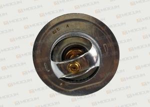 China ZX200 6BG1 Excavator Engine Parts / Engine Thermostat 1137700700 113770-0700 1-13770070-0 on sale