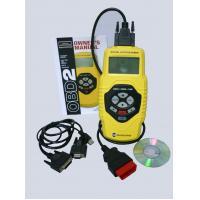 Multilingual CAN OBDII diagnostics scanner tool for car-T61