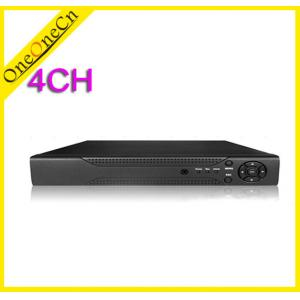 China 4CH 720P / 960P NVR Network Video Recorders with Mobile Remote on sale