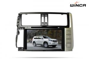 China Prado 2010 Double Din Car DVD Player with GPS, Prado 2010 DVD with Radio, BT, TV on sale