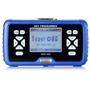 China Free DHL!! Best Price! 2015 New SuperOBD SKP-900 Hand-Held OBD2 Auto Key Programmer V3.7 on sale
