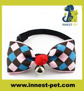 China Totally Handemade Bow Ties of Pet Dog Grooming Bowties on sale
