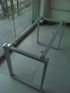 China metal sled table frame ,#SY-218C on sale