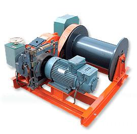 China Low Speed Electric Wire Rope Winch For Hoisting 2 Ton - 10 Ton on sale