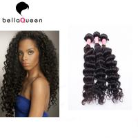 African Braiding Specialized Deep Weave 6a Remy Hair Weft for Black Women
