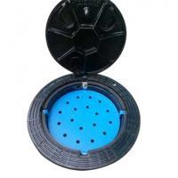 A15/B125 Sand Casting Cast Grey Iron Drainage Manhole Covers for Manhole