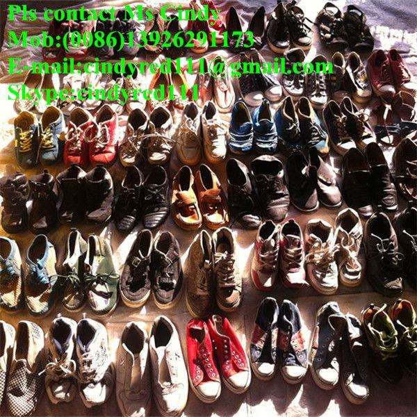 2014 new fashion style bulk wholesale original used shoes ...