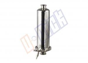 China Pipe Connectors Stainless Steel Filter Housing 316L For Industry Filtration on sale