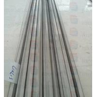 China pure titanium bars for sale, gr1 hexangular titanium bar, titanium bar on sale