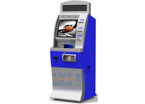 China International Currency Bill Payment Kiosk , Transaction Receipt Giving on sale