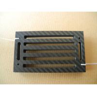 Support Steel / Aluminium / Carbon Fiber CNC Service High Speed Millers