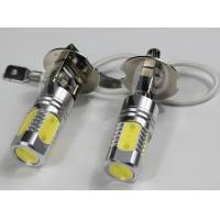 180 Degree 400LM 7.5W H3 LED Fog Lamp For Cars , LED Truck Lights