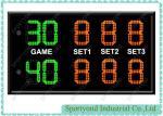 LED Electronic Tennis Scoreboard for Tennis sport