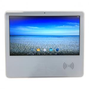 China Wall Mount All In One PC Touch Screen 21.5 Inch 85% Light Transmission With NFC Card Reader on sale