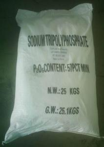 China Sodium Tripolyphosphate(STPP); SHMP on sale