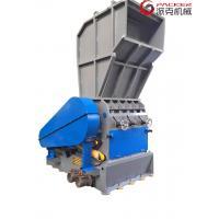 China Custom Voltage Plastic Crushing Machine , Waste Plastic Crusher 300-2000Kg/H on sale