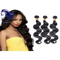 China Remy Cuticle Hair Extensions Brazilian Wavy Hair Extensions Wigs on sale