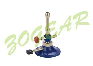 China Energy - Saving Dental Laboratory Equipment Single - Tube Gas Light 360 Degree Rotating on sale