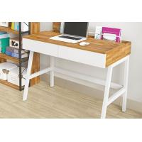 Home Nordic Simple Creative Desktop Computer Desk With Drawer , Stomized Color