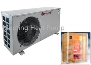 China Meeting MD20D Air To Water Heat Pump For Steam Sauna Room R410A R417A on sale