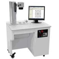 Computer Controlled 3D Fiber Laser Marking Machine Fast Processing Speed