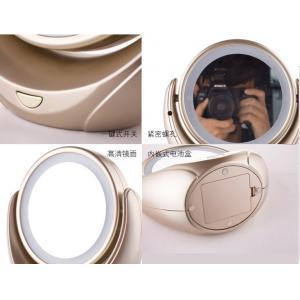 China le double décoratif de miroir de maison de style de 2016 modes a dégrossi miroir de cosmétique de table on sale