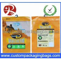 China Top Ziplock Plastic Hanger Bags For Packing Underwear From Factory on sale