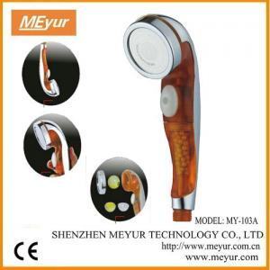 China MEYUR Spa Hand Shower Head with aroma function on sale
