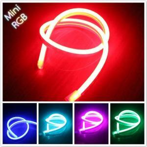 24V RGB LED Neon Flex Light IP68 Waterproof 270 Degree Beam Angle