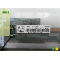 China HSD140PHW1-A00 Industrial LCD Displays , 14.0 inch laptop lcd panel 309.399×173.952 mm on sale