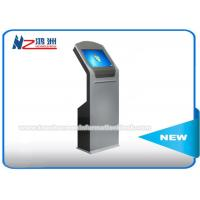 19 Inch Self Service Card Dispenser Digital Display Kiosk With Capative Touch Panel