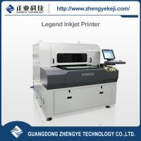 High Definition PCB Testing Equipment / Printed Circuit Board Inkjet Legend Printing Machine