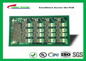 China 8 Layer Multilayer PCB Flash Gold High Power Led PCB Board Design on sale