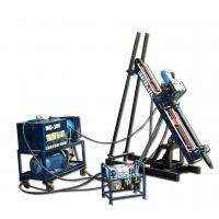 Rock Anchor Drilling Rig Hydraulic / Drill Machine Depth 30m For Railway