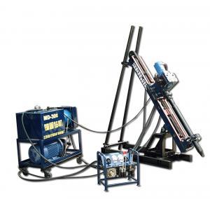 China Rock Anchor Drilling Rig Hydraulic / Drill Machine Depth 30m For Railway on sale
