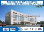 quality steel buildings erection steel structure Q345B steel