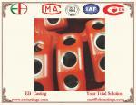 ZAlSi12 Aluminum Alloy Cast Components EB9080
