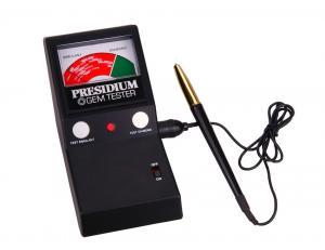 China Hand Held Gem Testing Instruments Presidium Gem Tester / Colored Stone Estimator Model PGT/CSE on sale