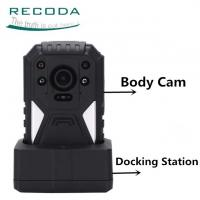 Wide Angle 140 Degree 1296P HD Video GPS Body Worn Camera Support 12H Record
