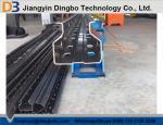 Storage Pallet Upright Rack Roll Forming Machine Warehouse / Supermarket Metal Steel Shelving